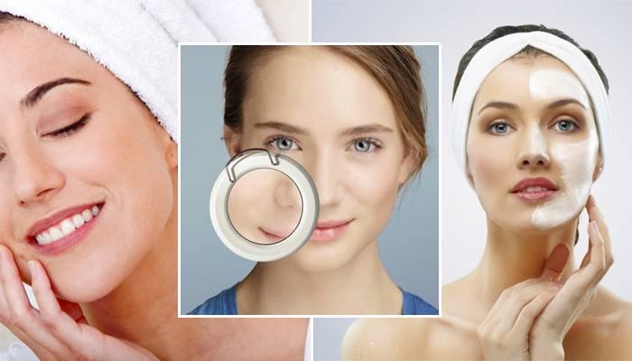 Как сузить поры на лице в домашних условиях. средства, сужающие поры на лице: маски и компрессы
