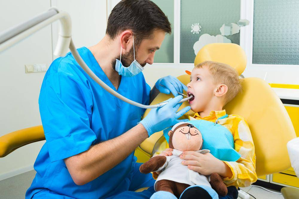 Профилактика кариеса в детском возрасте