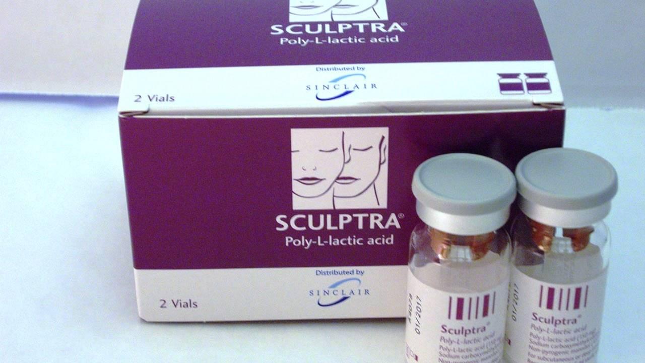 Sculptra (скульптра)