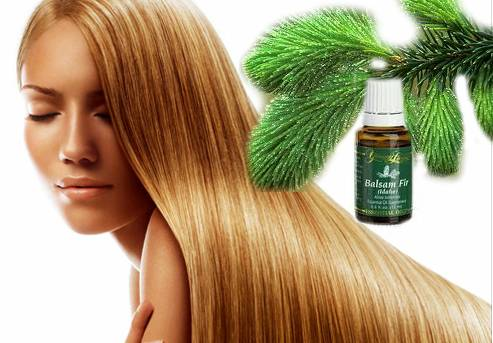 Пихтовое масло для волос