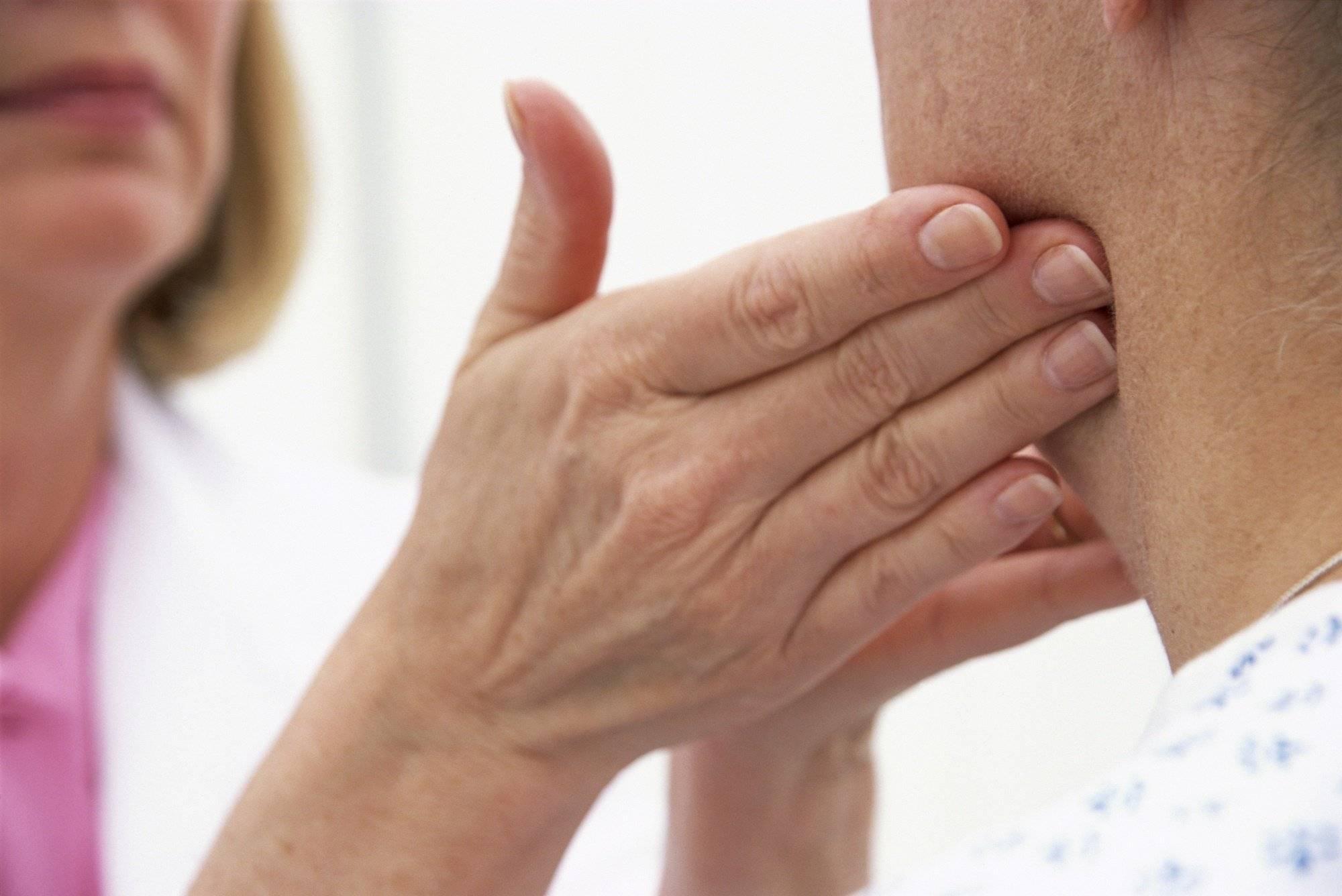 Развитие воспаления лимфоузлов при отите и его влияние на клиническую картину заболевания