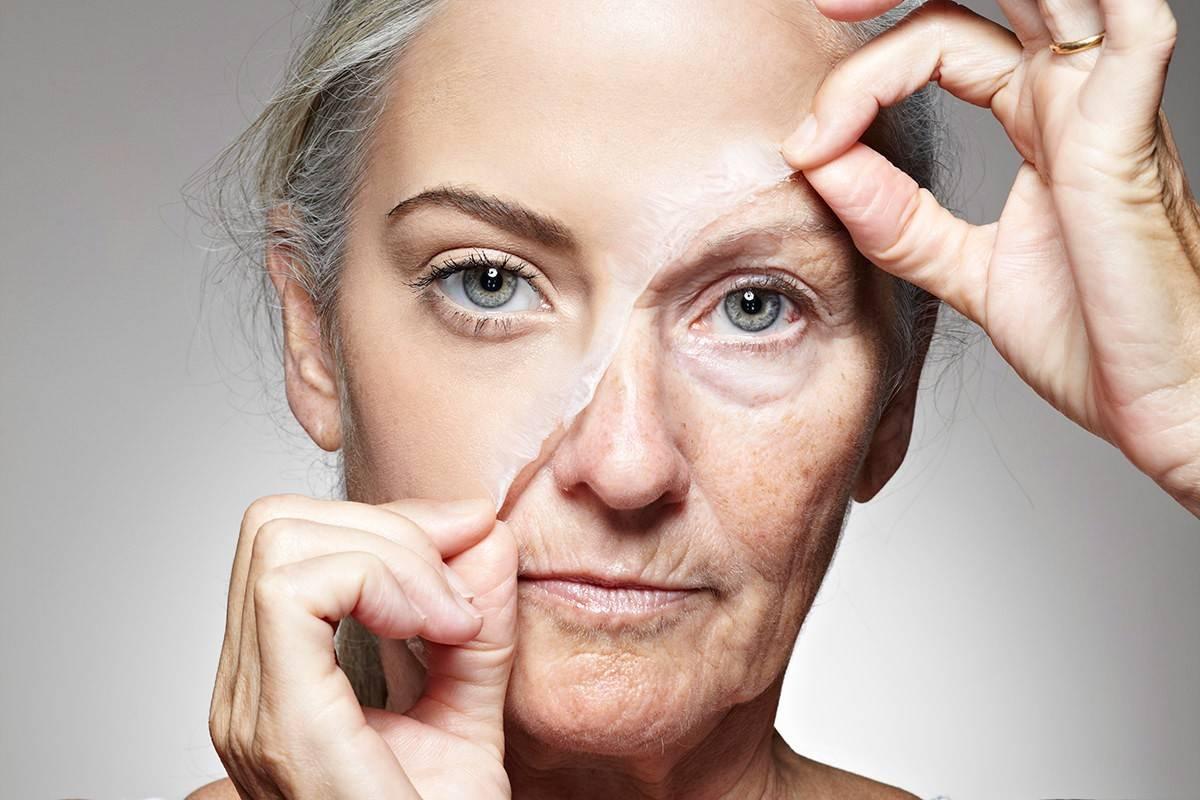 Эффективное омолаживание лица после 50 — 55 лет