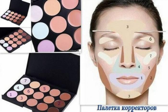 Фаберлик как пользоваться корректором для лица – как пользоваться корректорами для лица: палитры из 6 и более цветов, пошаговое нанесение жидких корректоров и карандашом с фото и видео