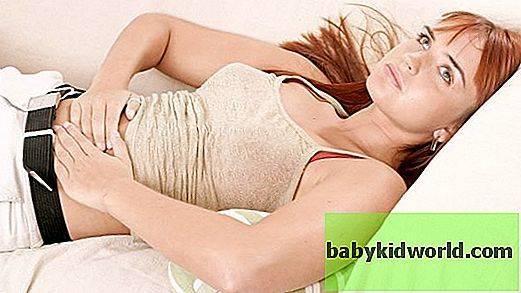 Чем объясняется появления мазни после менструации