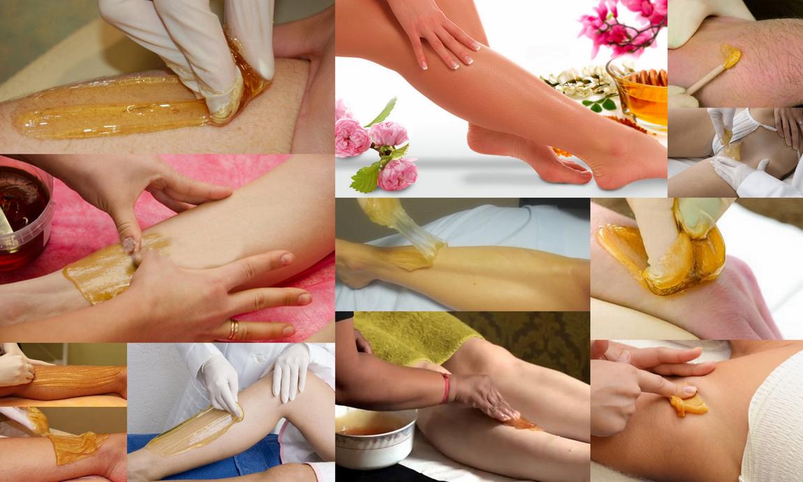 Новый борец за красоту и гладкость ног – энзимная эпиляция