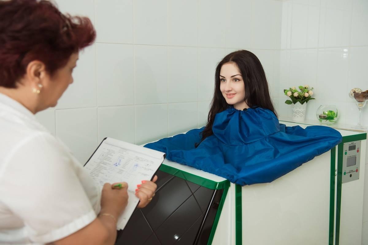 Углекислые ванны: показания и противопоказания