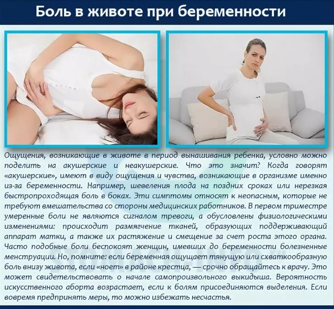 Кровотечение на ранних сроках беременности: причины и лечение