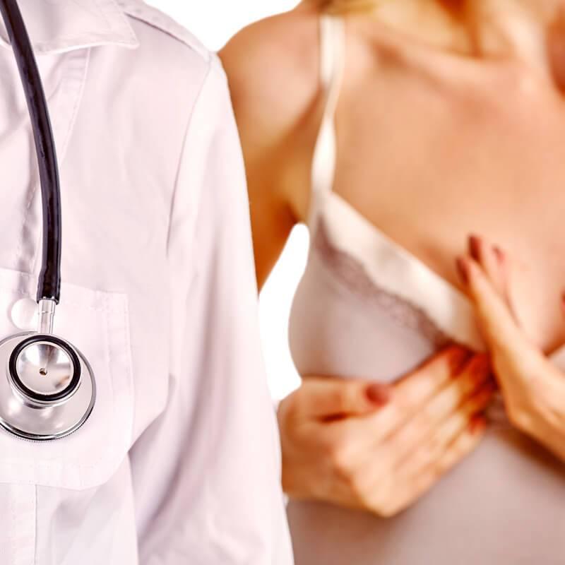 Как отличить доброкачественное образование в груди от злокачественного