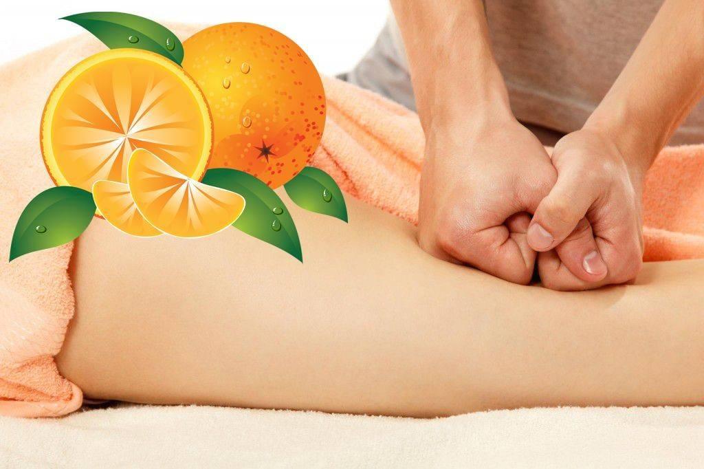 Антицеллюлитный массаж: все тонкости