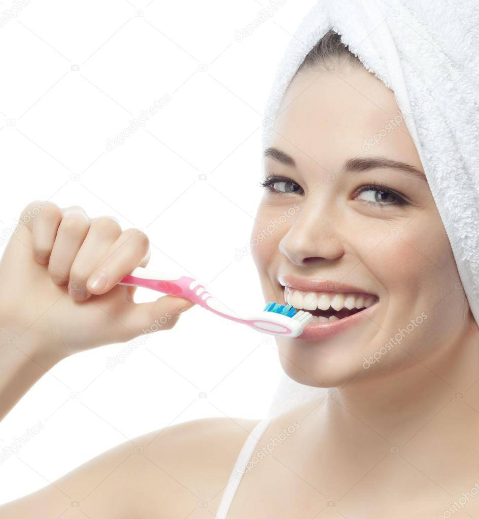 Отбеливание зубов при беременности