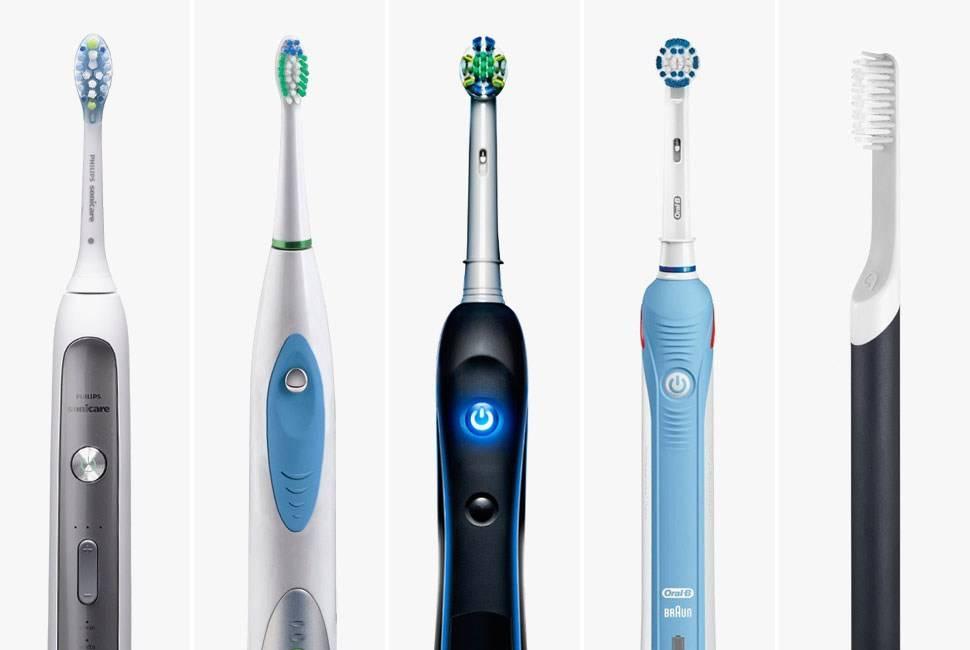Электрические зубные щетки – преимущества и недостатки