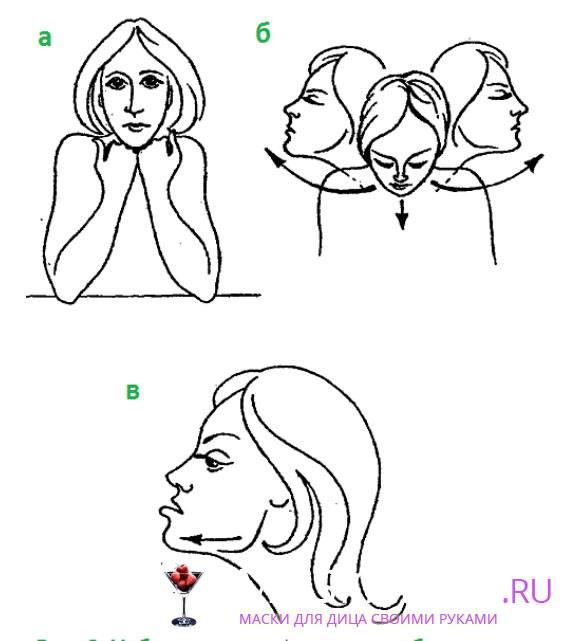 Убираем двойной подбородок: 7 упражнений и 5 советов для идеальной шеи