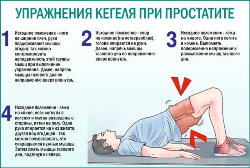Скачать упражнения от простатита хороший рецепт от простатита