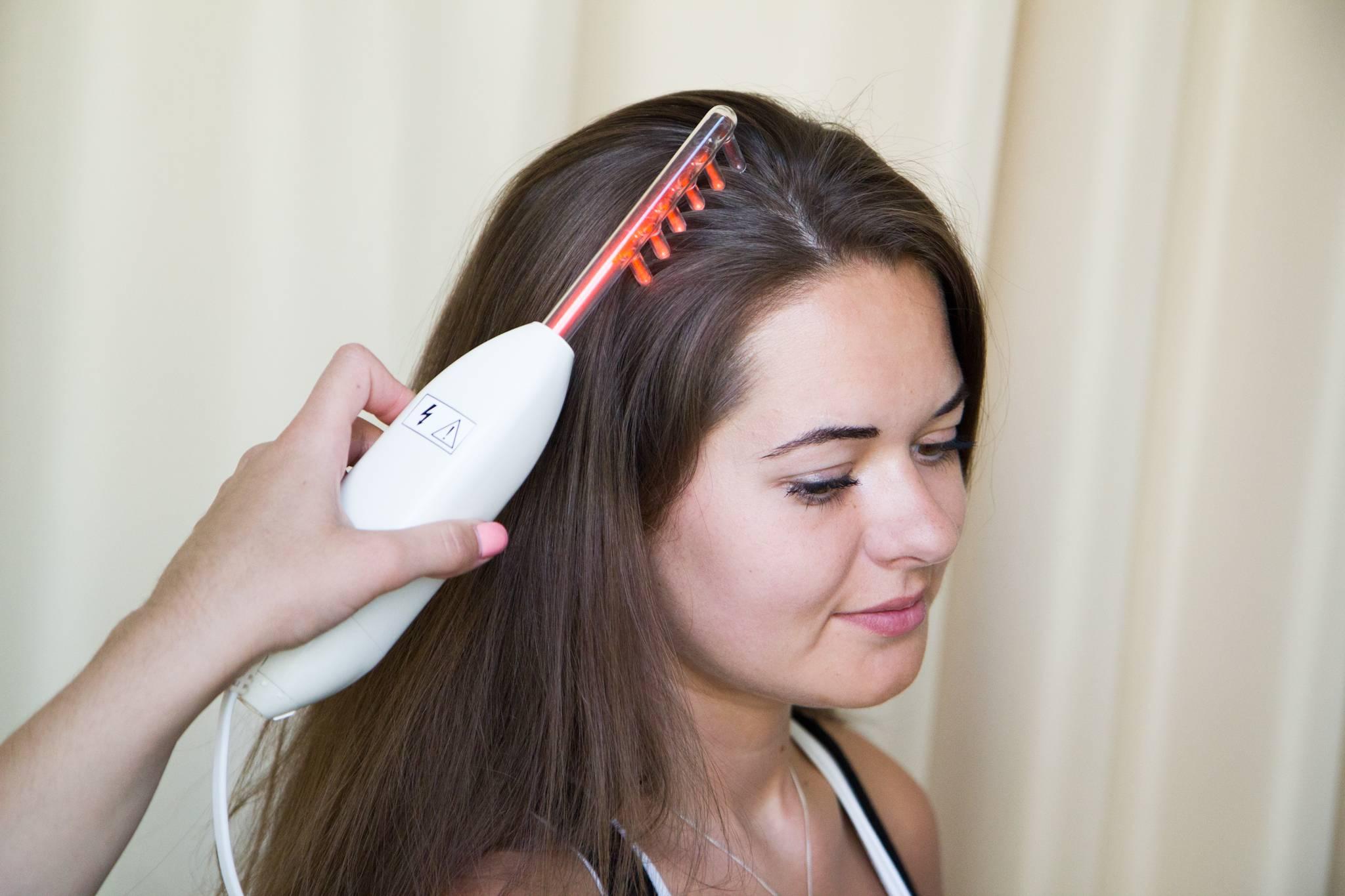 Дарсонваль для волос и кожи головы: за и против