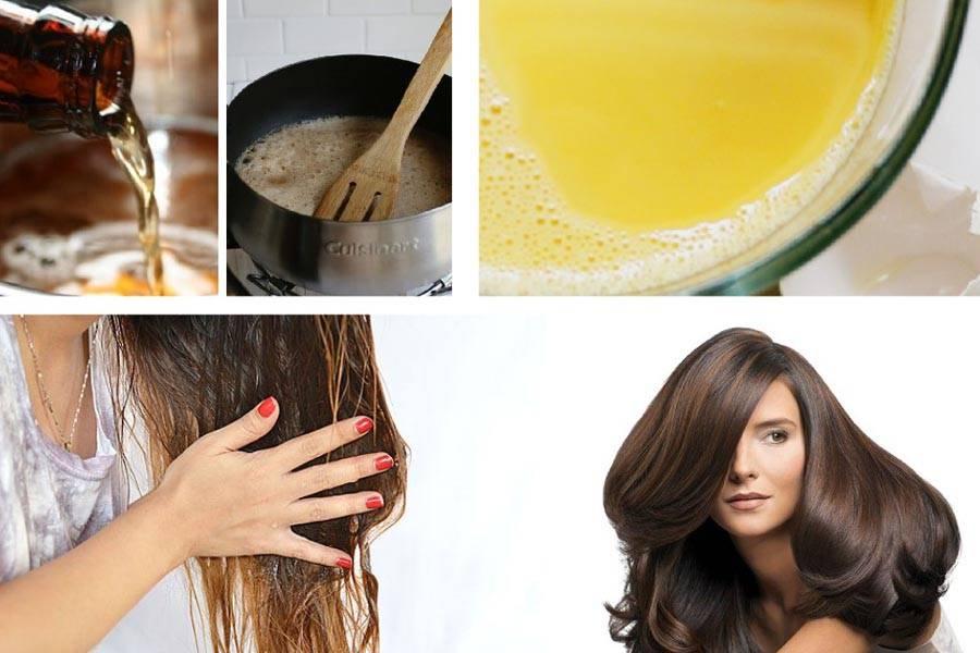 7 замечательных масел для волос от секущихся кончиков