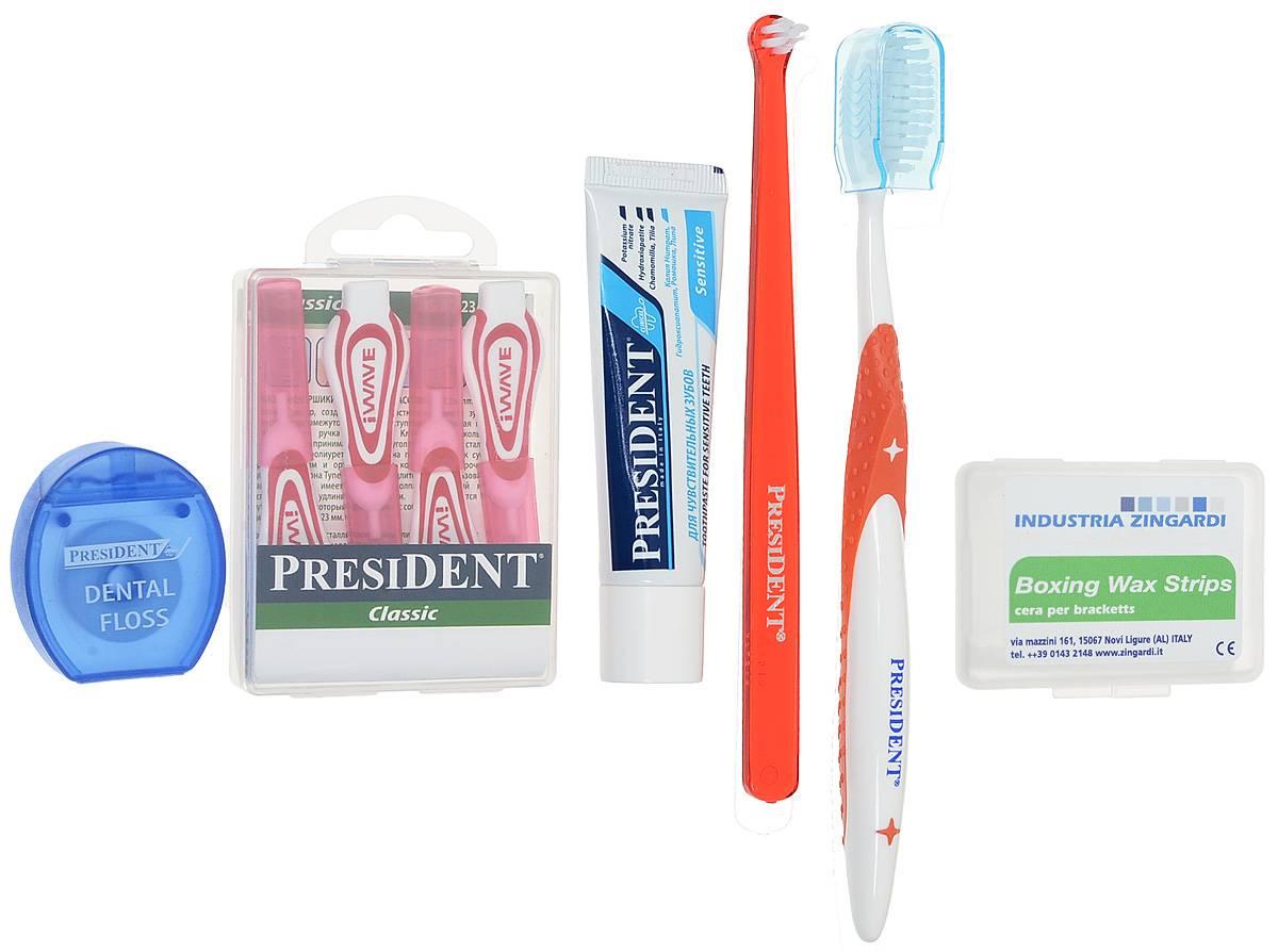 Как чистить брекеты зубной щеткой?