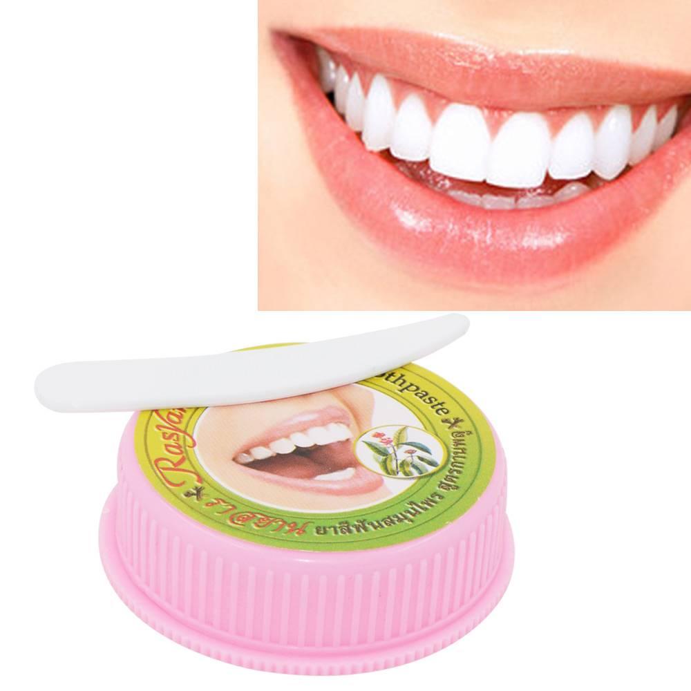 Отбеливающая тайская зубная паста: свойства пасты, отзывы стоматологов