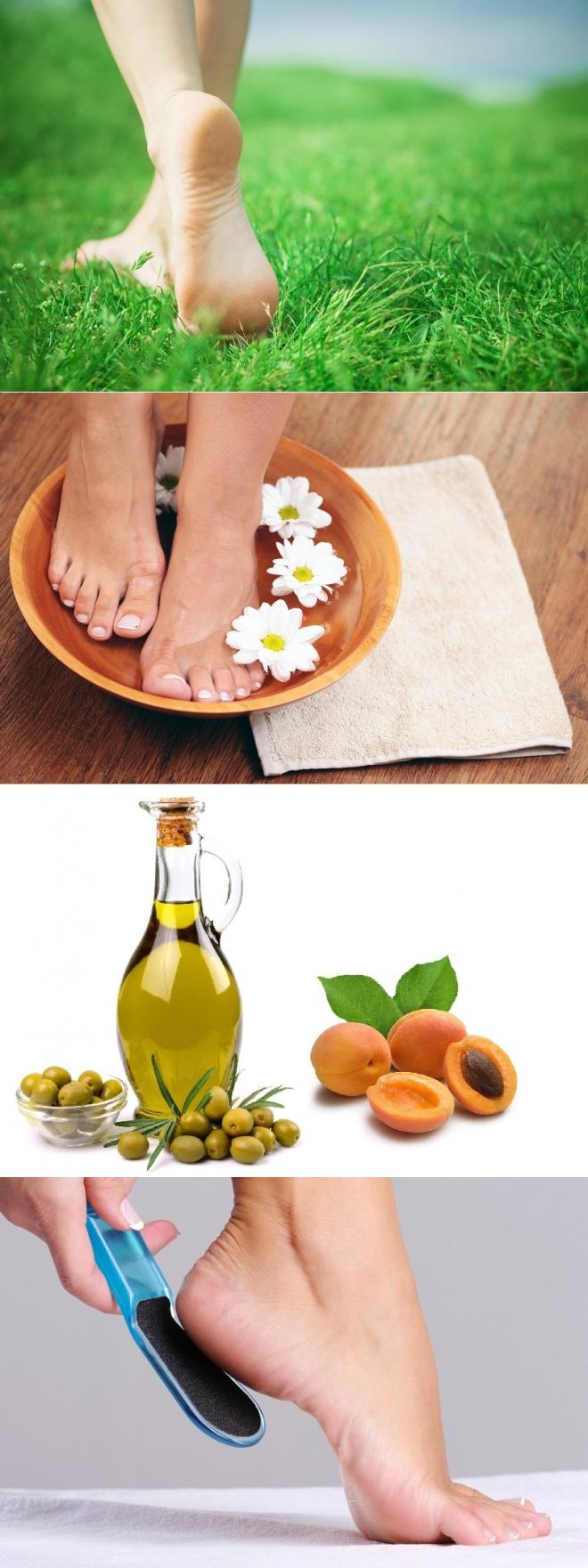 Маска из глицерина для пяток: смягчение и лечение кожи ног