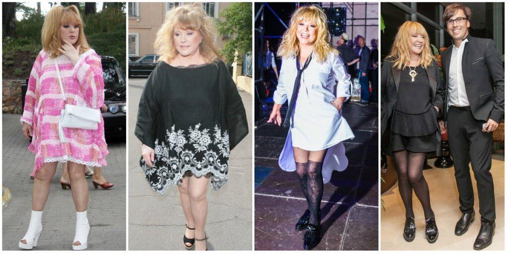 Как алла пугачева похудела на 51 кг: фото до и после снижения веса, секрет диеты