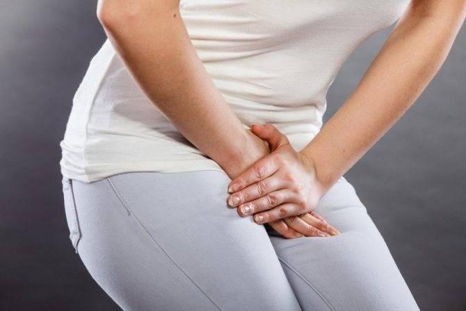 Зуд и жжение в мочеиспускательном канале у женщин