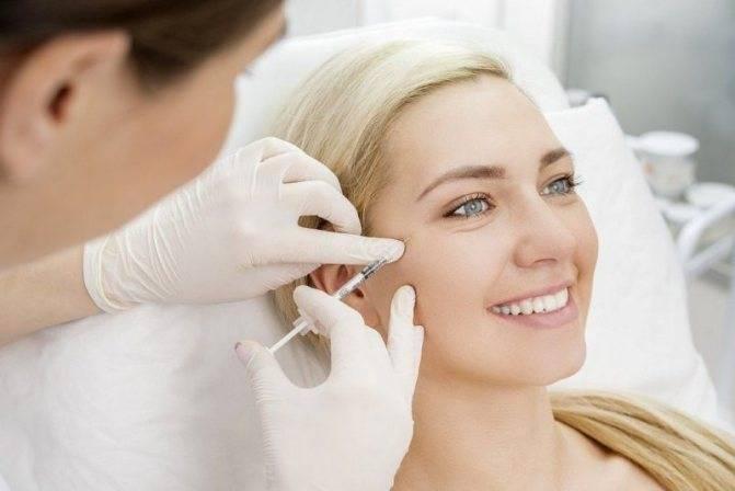 Средства, которые помогут избавиться от морщин вокруг глаз
