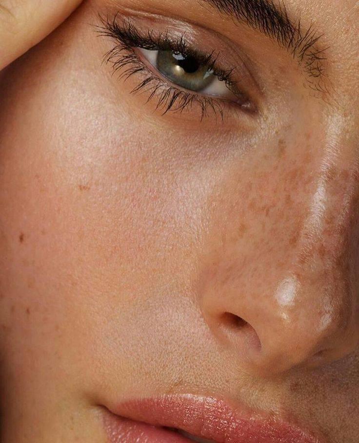 Как скрыть расширенные поры на лице