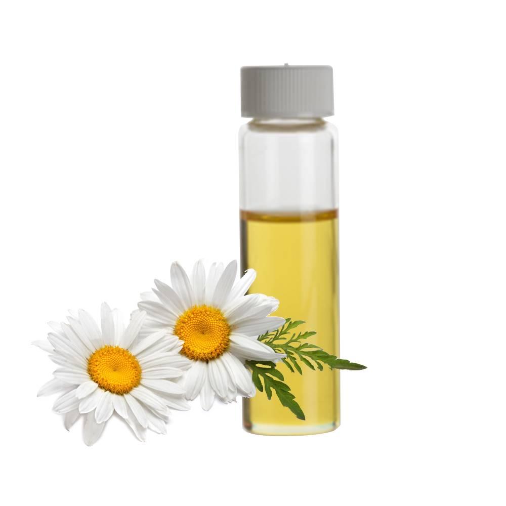 Эфирное масло ромашки: применение, свойства, польза