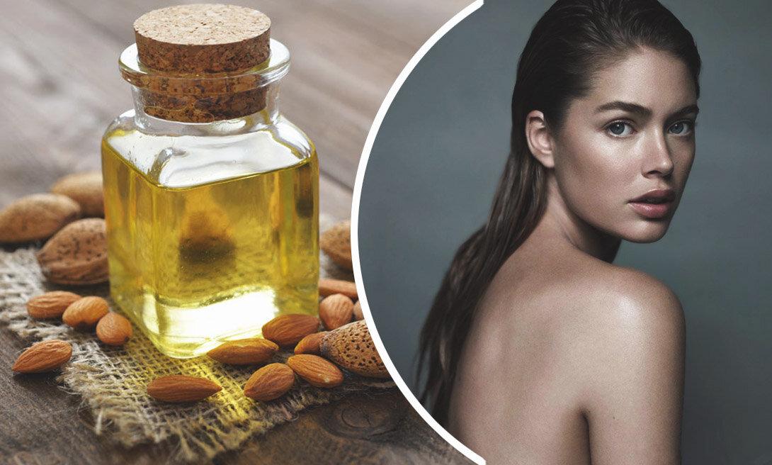 Миндальное масло для лица – 10 лучших рецептов