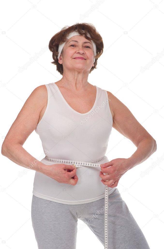 Как сбросить вес при климаксе: народные средства и аптечные препараты