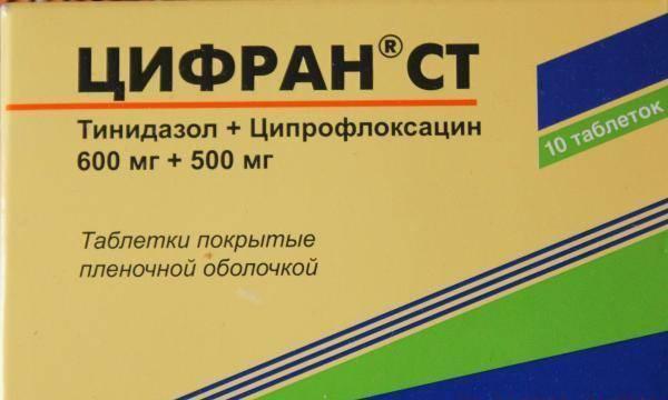 Антибиотики при воспалении десен