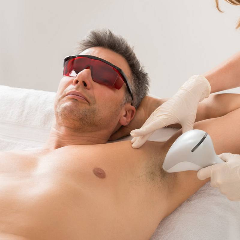 Эпиляция для мужчин в домашних условиях – мужская депиляция интимных зон