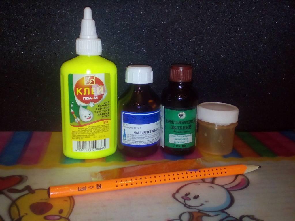 Самостоятельное изготовление тетрабората натрия дома