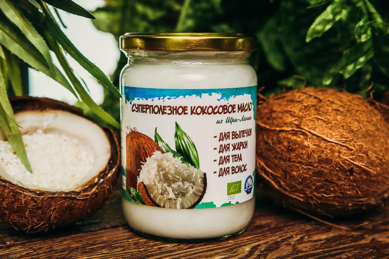 Кокосовое масло для волос, лица и тела, лучшие рецепты