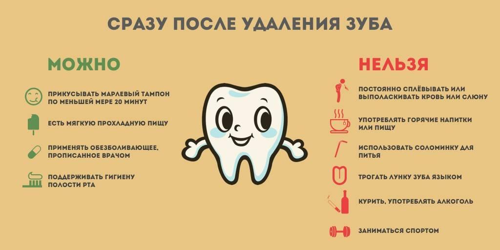 После удаления зуба мудрости не открывается рот: причины, способы решения проблемы