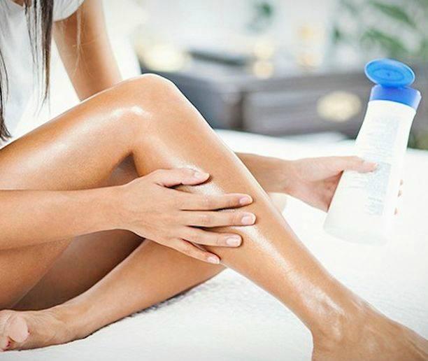 Простые способы избавиться от зудения кожи ног