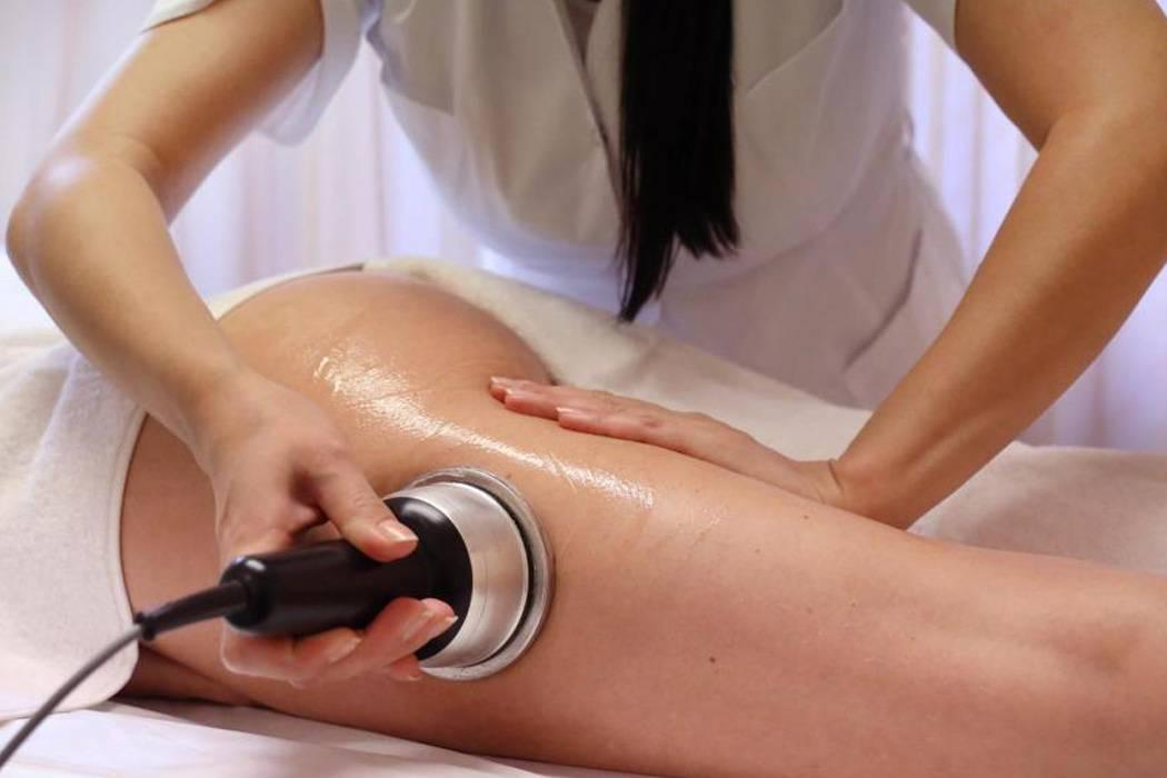 Вакуумный массаж живота