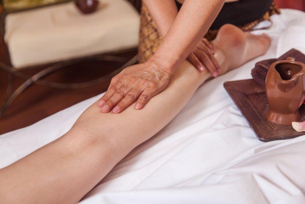 Техника лимфодренажного массажа (37 фото)
