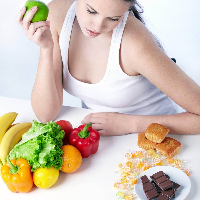 Влияние питания на появление прыщей