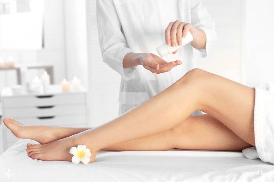 Как подготовить кожу к эпиляции