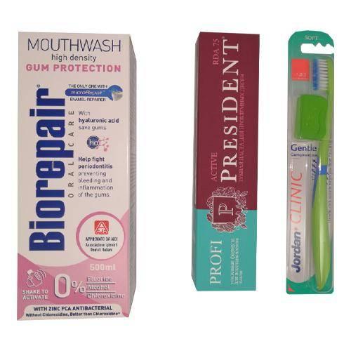 10 лучших лечебных зубных паст