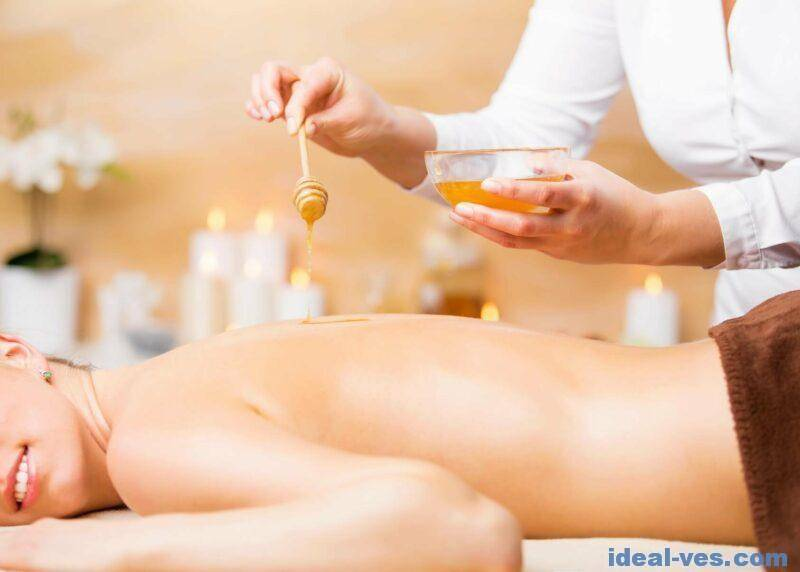 Медовый массаж против целлюлита эффект отзывы