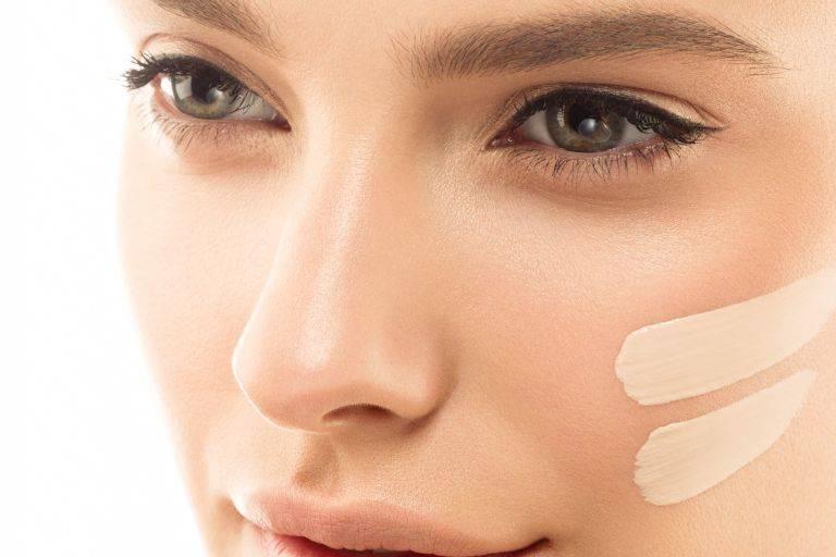 Тональный крем для возрастной кожи