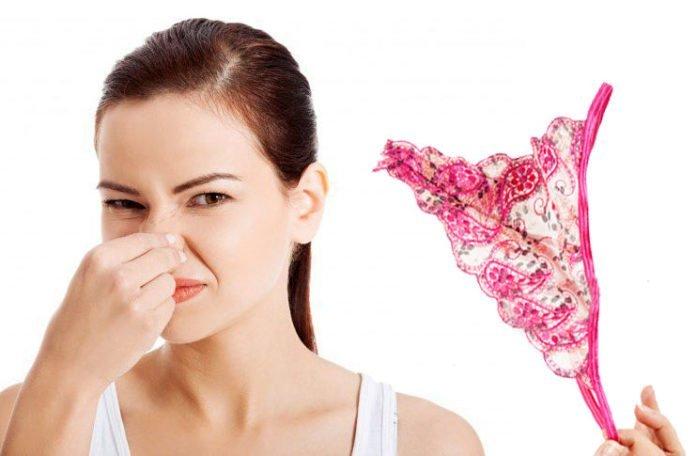 Менструация с неприятным запахом – основные причины, способы избавления