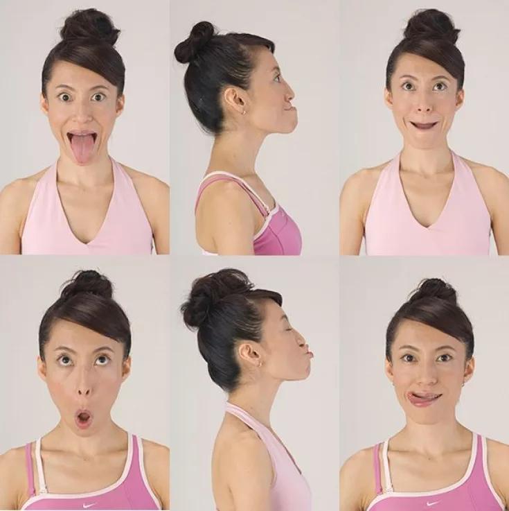 Йога для лица: японская подтяжка для женщин любого возраста