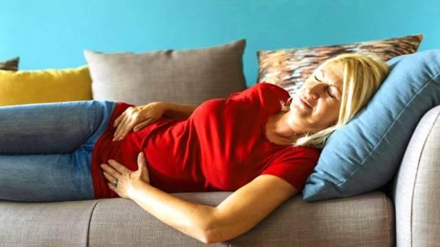 Боли внизу живота, спине и пояснице при климаксе