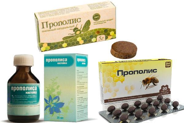 Как правильно пить прополис при простатите чем и как лечить народными средствами простатита