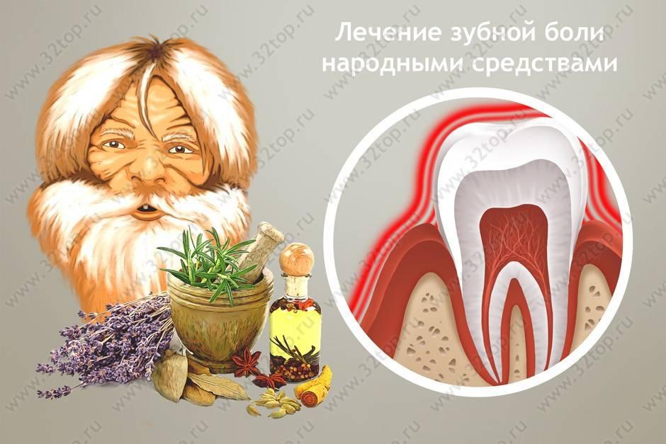 Чем можно снять зубную боль в домашних условиях