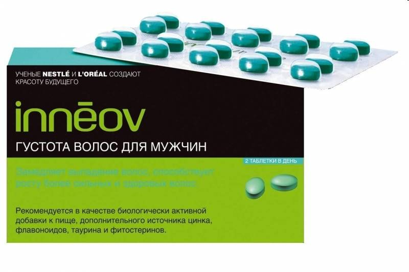 Самое эффективное лекарство от облысения для мужчин любого возраста