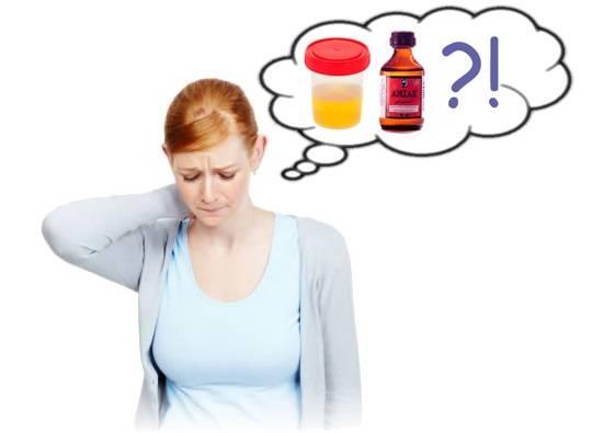 Почему бывает аммиачный запах мочи у женщин