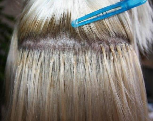 В тренде: особенности процедуры наращивания волос омбре